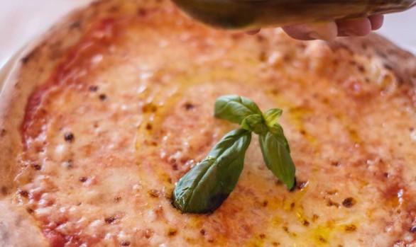 Pizza Giardiniera